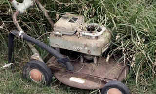 Lawnmower Powered Wooden Go-Kart :: Parts and Tools Required
