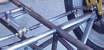Bell Crank Steering