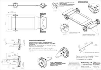 Wooden Go Kart Plans How To Build A Wooden Push Cart