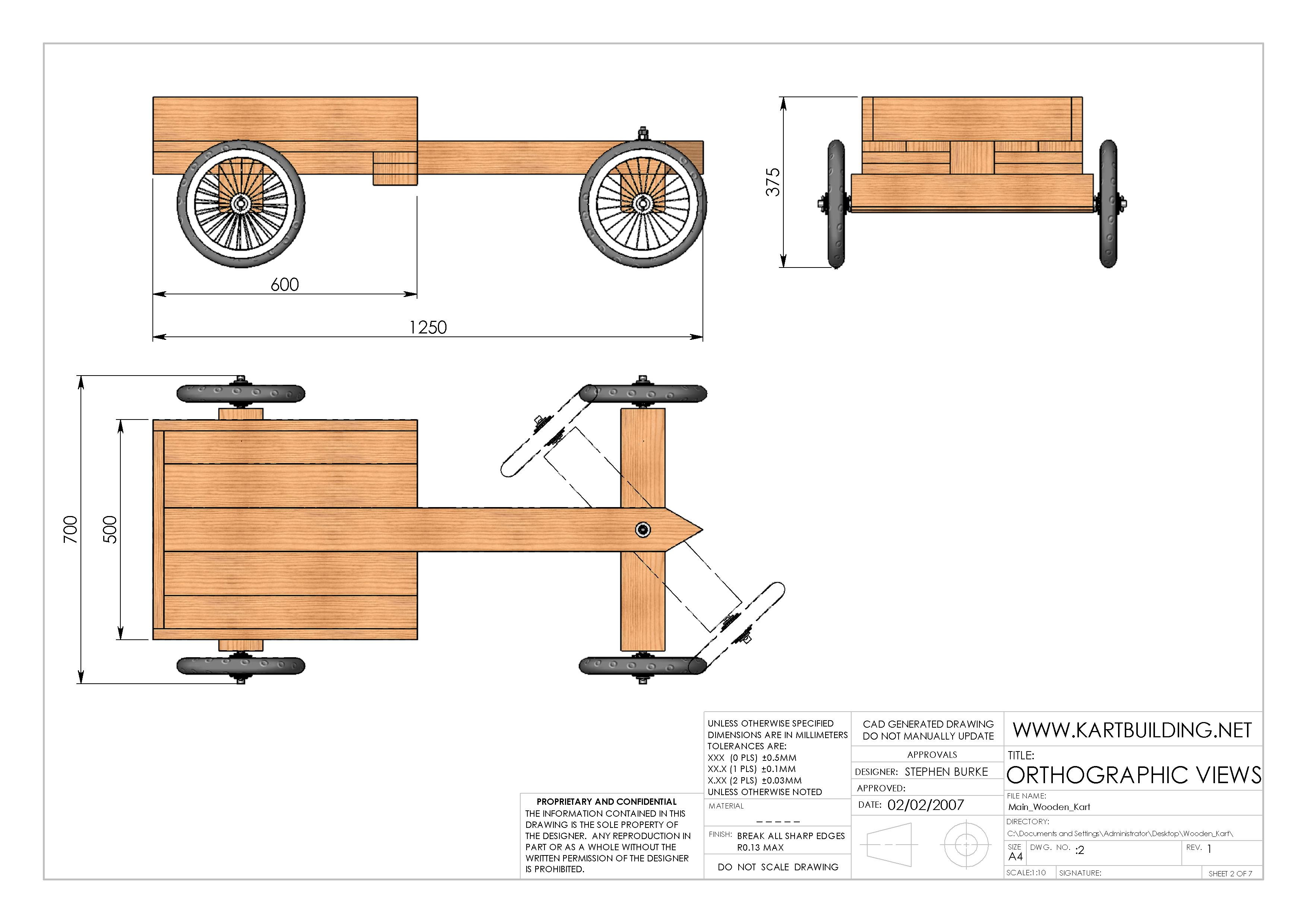 Pedal Car Plans Free http://www.kartbuilding.net/Wooden_Go-Kart_Plans/index.html