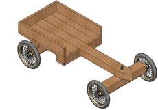 Homemade wood go kart Here ~ Backyard arbor