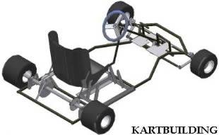 racing kart image - Race Kart Frame